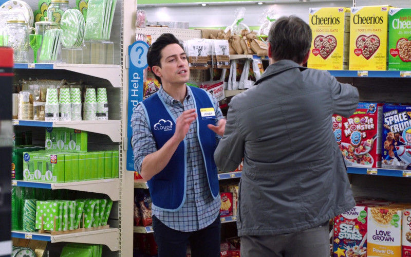 General Mills Cheerios and Post Great Grains in Superstore S05E18