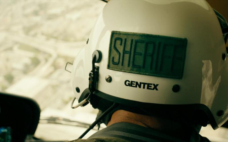 Gentex Helmet in Deputy S01E17 10-8 Paperwork (2020)