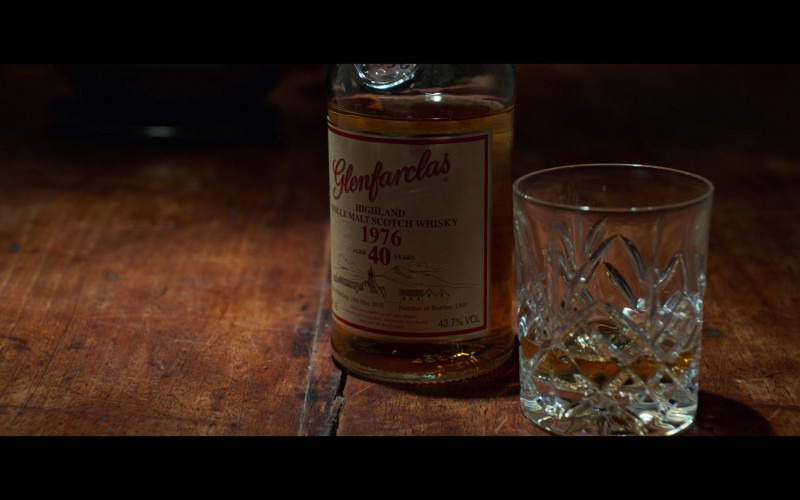 Glenfarclas Whisky in The Gentlemen (4)
