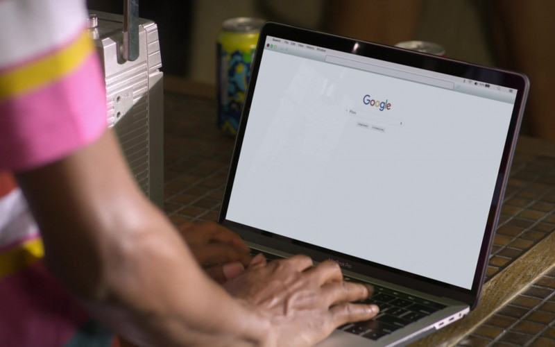 Google WEB Search in On My Block S03E06 (1)