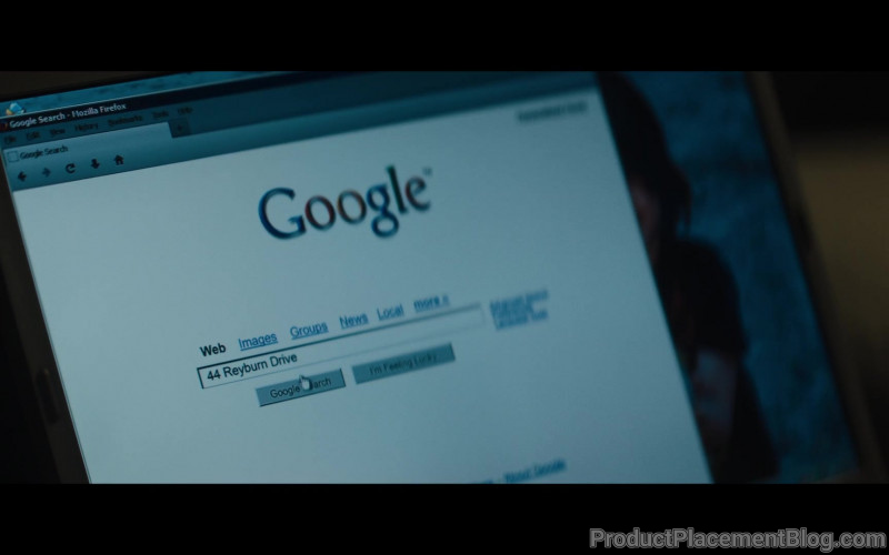 Google WEB Search in The Grudge (1)