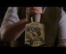 Gritchie English Lore Beer in The Gentlemen (2)