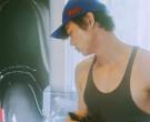Gucci Blue Cap in Followers S01E06 Freeze (1)