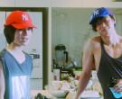 Gucci Blue Cap in Followers S01E06 Freeze (2)