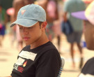 Guess Denim Cap Worn by Jason Genao as Ruby in On My Block S03E03 (1)