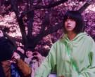 Guess Women's Green Hoodie in Followers S01E01 Hashtag (4)