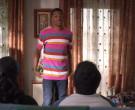 HUF T-Shirt Worn by Brett Gray as Jamal Turner in On My Block S03E06 (1)