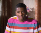 HUF T-Shirt Worn by Brett Gray as Jamal Turner in On My Block S03E06 (2)