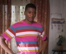 HUF T-Shirt Worn by Brett Gray as Jamal Turner in On My Block S03E06 (4)