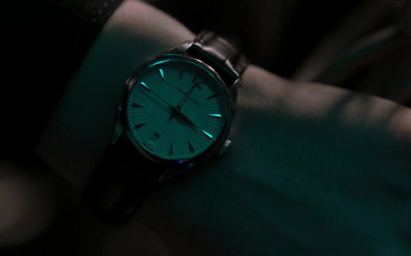 Hamilton Women's Wrist Watch Worn by Claire Danes as Carrie Mathison in Homeland S08E06 (1)