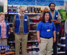 Hershey's Milk Chocolate and Zippo in Superstore S05E18 Pla...