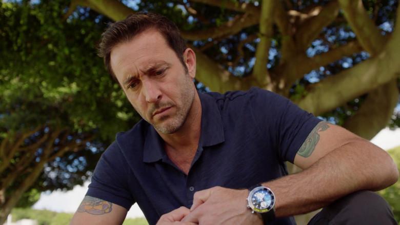 IWC Watch Worn by Alex O'Loughlin as Lieutenant Commander Steven J. 'Steve' McGarrett, USNR in Hawaii Five-0