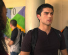 JanSport Backpack Used by Diego Tinoco as Cesar Diaz in On My Block S03E02 (2)