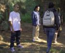 JanSport Backpacks in On My Block S03E08 (3)