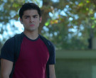 JanSport Black Backpack Used by Diego Tinoco as Cesar in On My Block S03E07 (3)