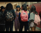 JanSport Pink Backpack in Stargirl (2020)