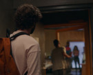 Jansport Orange Backpack Used by Lil Dicky in Dave S01E01 The Gander (3)