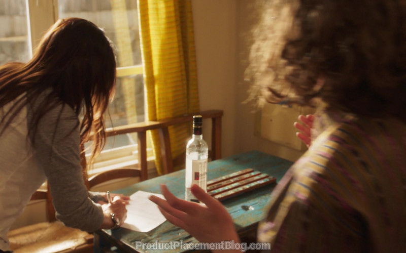 "Ketel One Vodka in Better Things S04E02 ""She's Fifty"" (1)"