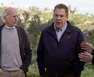 Lacoste Jacket Worn by Jeff Garlin in Curb Your Enthusiasm S10E07 The Ugly Section (1)