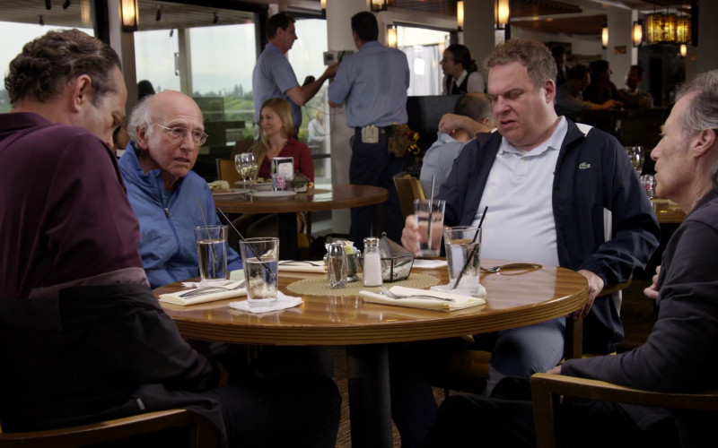 Lacoste Jacket Worn by Jeff Garlin in Curb Your Enthusiasm S10E09