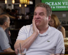 Lacoste Light Blue Polo Shirt Worn by Jeff Garlin in Curb Your Enthusiasm S10E09 (3)