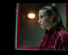 Lacoste Women's Red Jacket in Elite S03E05 (2)