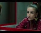 Lacoste Women's Red Jacket in Elite S03E05 (3)