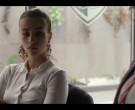 Lacoste Women's White Long Sleeve Shirt in Elite S03E04 (2)