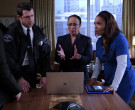 MacBook Laptop by Apple in Chicago Med S05E16 I Will Do No ...