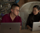 MacBook Laptops by Apple in Awkwafina Is Nora from Queens S01E09 (2)