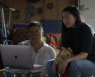 MacBook Pro Laptop by Apple in Awkwafina Is Nora from Queens...