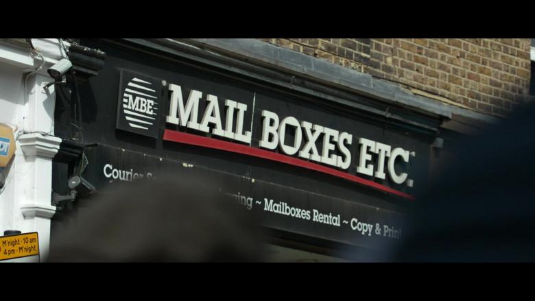 Mail Boxes Etc. in The Gentlemen (2)