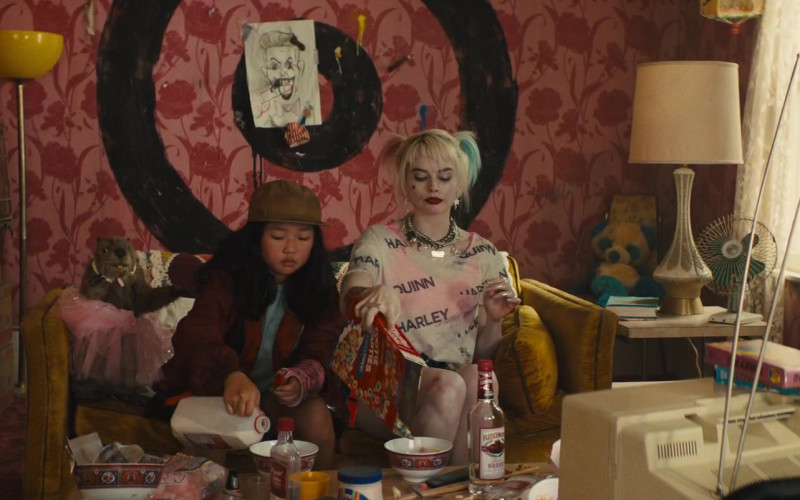 Malt-O-Meal Tootie Fruities Breakfast Cereal Enjoyed by Margot Robbie as Harleen Quinzel in Birds of Prey (3)