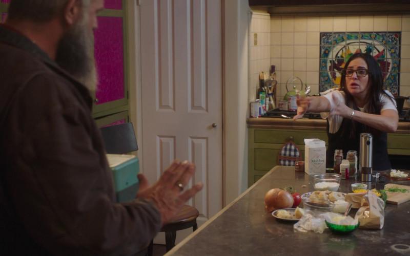 Market Maldon Sea Salt in Better Things S04E05