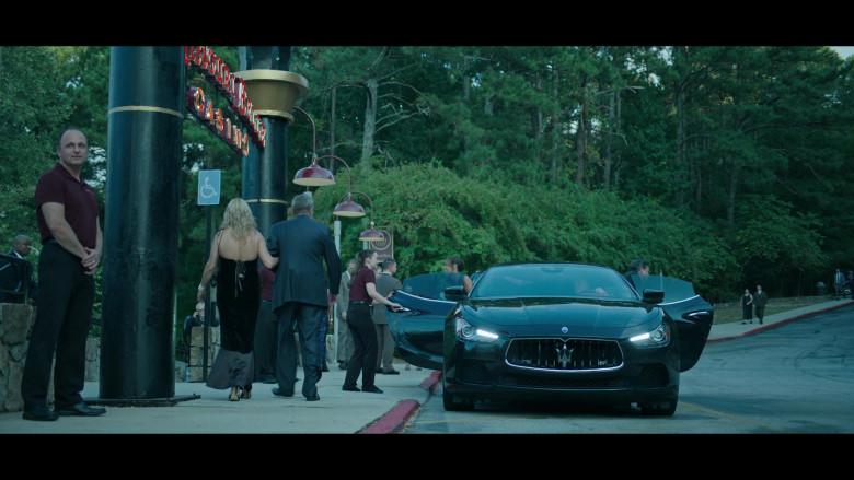 Maserati Car in Ozark S03E08 BFF (2020)
