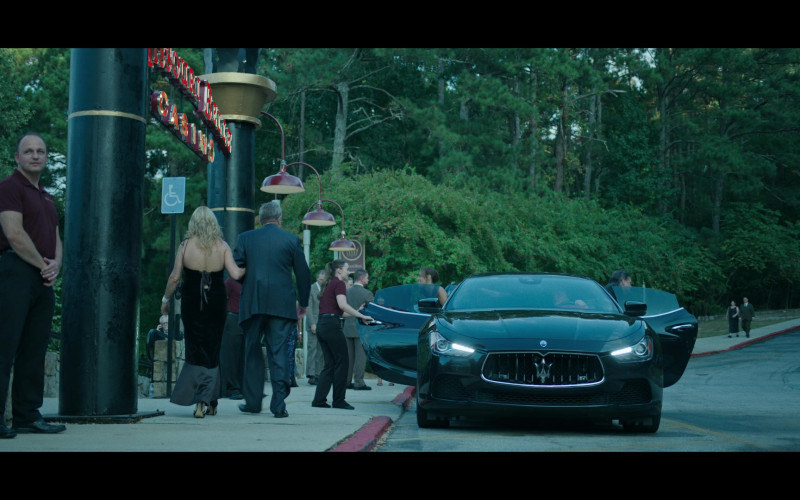Maserati Car in Ozark S03E08 BFF (2020)
