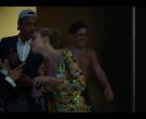 Master's Dry Gin Bottle Held by Ester Expósito in Elite S03E04 Lu (2)
