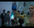Master's Dry Gin Bottle Held by Ester Expósito in Elite S03E04 Lu (3)