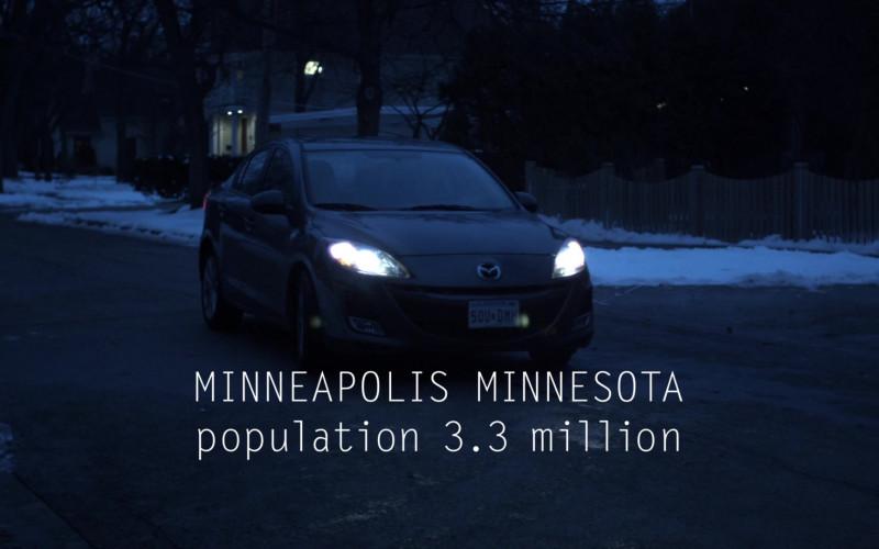 Mazda 3 Car in Contagion (2011)