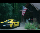 McLaren Yellow Sports Car in Ozark S03E07 (5)