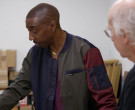 Members Only Bomber Jacket Worn by J. B. Smoove as Leon Black in Curb Your Enthusiasm S10E07 (1)