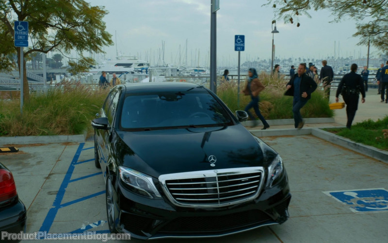 Mercedes-Benz Car in NCIS Los Angeles S11E17 (1)