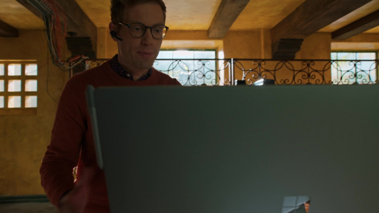 Microsoft Surface Studio All-In-One PC Used by Barrett Foa as Eric Beale in NCIS Los Angel