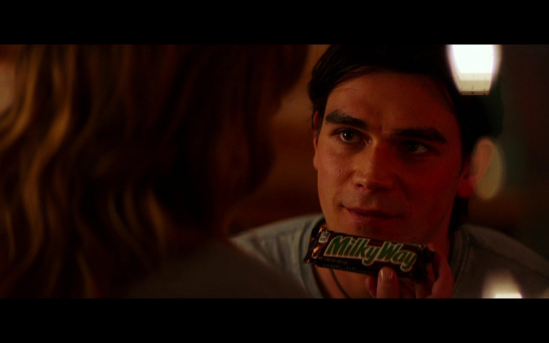 Milky Way Chocolate Bar in I Still Believe (2020)