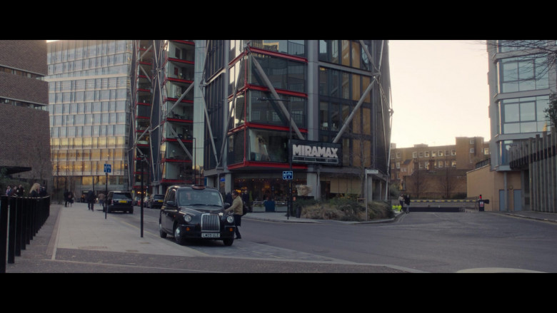 Miramax Films Company Building in The Gentlemen (2019)