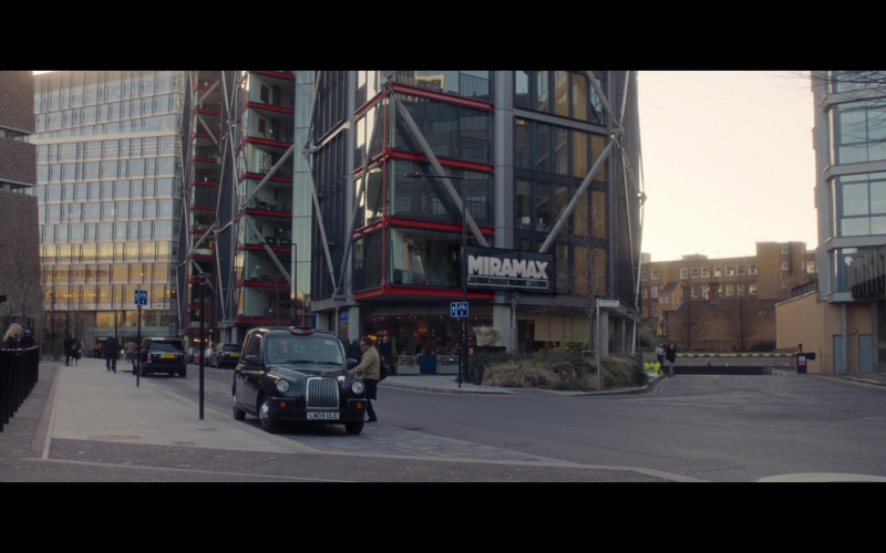 Miramax Films Company Building in The Gentlemen (2019)