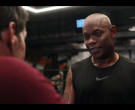 Nike Black T-Shirt Worn by Bokeem Woodbine in Spenser Confid...
