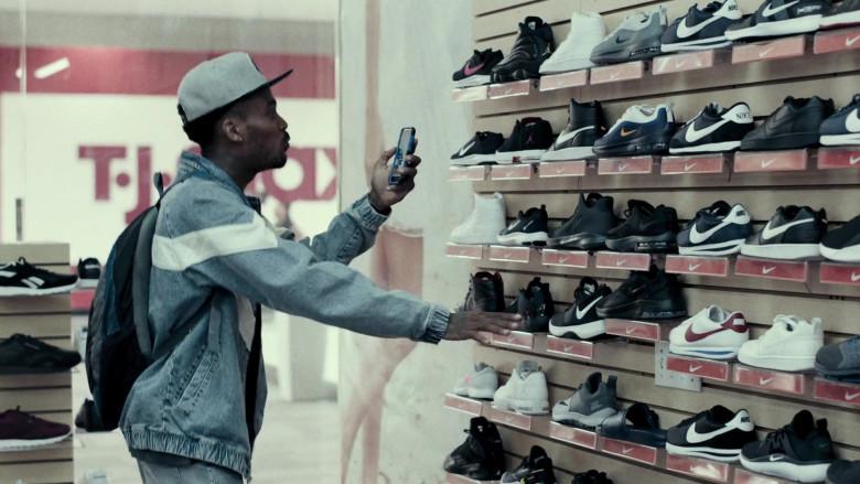 Nike Footwear in Dave S01E05 (2)