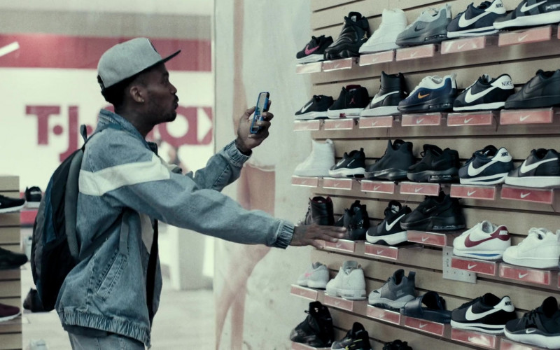 Nike Footwear in Dave S01E05 (2)