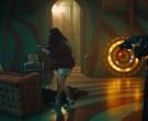 Nike High Top Sneakers Worn by Ella Jay Basco as Cassandra Cain in Birds of Prey (4)